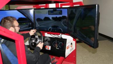 Un simulador que combate el miedo a conducir