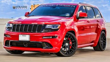Jeep Grand Cherokee SRT de Strasse Wheels