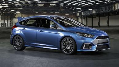 deportivos carrocería familiar Ford Focus RS