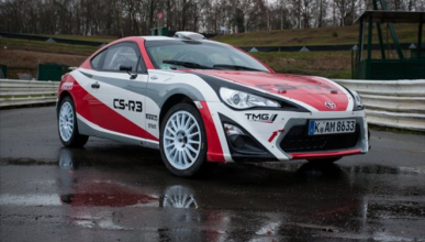 Nuevos datos oficiales del Toyota GT86 CS-R3