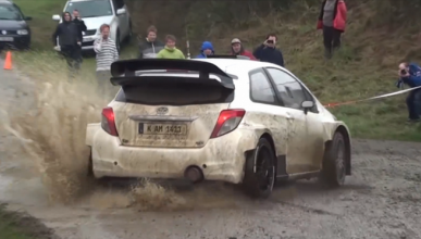 Toyota vuelve al Mundial de Rallys (WRC) en 2017
