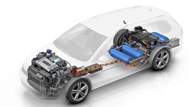 Volkswagen también trabaja en la pila de combustible
