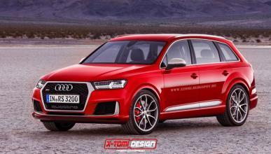 Así es el Audi Q7 RS: confirmado
