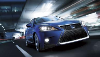 Lexus prepara un utilitario para el Salón de Ginebra