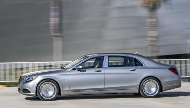 Rolls-Royce no ve al Mercedes-Maybach como un rival