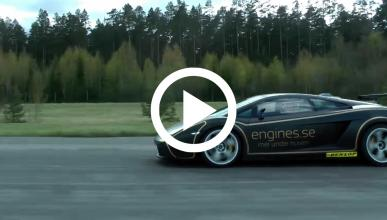 VÍDEO: Un BMW E30 deja atrás a un Gallardo Twin Turbo
