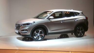 presentación del Hyundai Tucson 2015