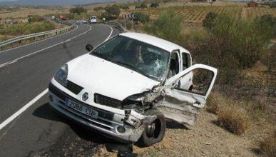 Fallece una conductora que circulaba en sentido contrario