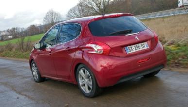 Restyling del Peugeot 208: ¡filtradas las imágenes!