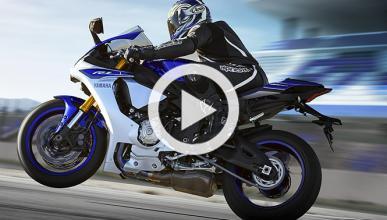 Vídeo: así trabaja la electrónica de la Yamaha YZF R1 2015