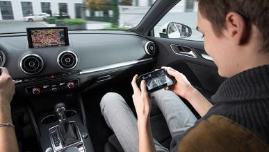 El 75% de los coches serán 'internautas' en 2020