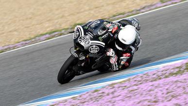 Jerez despide los test de Moto2 y Moto3 con dominio francés