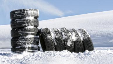 Los mejores neumáticos para este invierno por Rezulteo