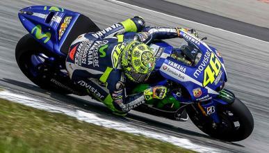 Rossi marca el mejor crono en los segundos test de Sepang