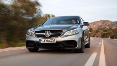 El Mercedes E 63 AMG podría ser solo tracción integral