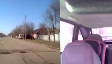 Un día de 'autos locos' en Rusia