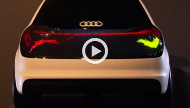 Vídeo: así funcionan las nuevas luces OLED del Audi Swarm