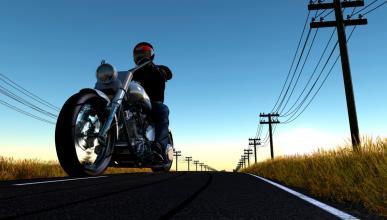 Carreras ilegales de motos: un peligro internacional