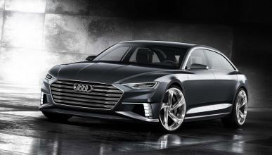 Audi Prologue Avant Concept frontal
