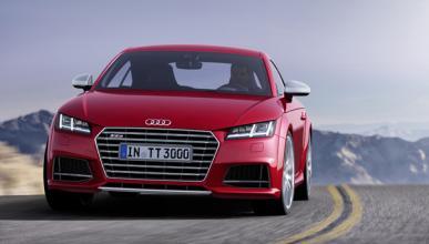 Resultados EuroNcap del nuevo Audi TT: cuatro estrellas