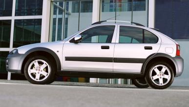 Rover Streetwise 2003, un coche incómodo como acompañante delantyero