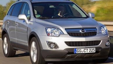 Opel Antara 2013, más equipado