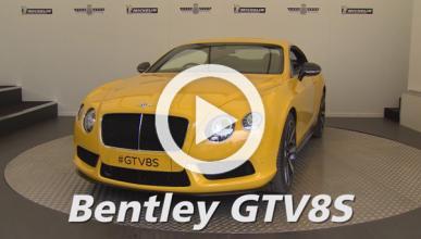 Bentley Continental GT V8 S, el código de la pasión
