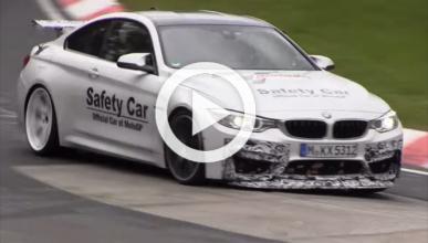 Un desliz confirma la llegada del BMW M4 GTS
