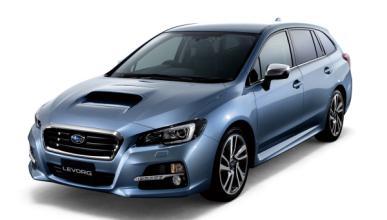 Subaru Levorg S concept: el familiar deportivo japonés