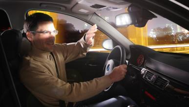 Los cinco coches con las luces que más deslumbran