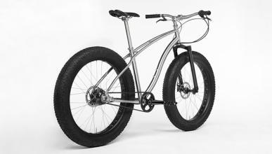 Fat bike: la mejor bicicleta para la nieve por 6.000 €