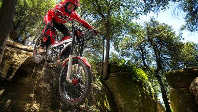 Scottish Six Days Trial, tu Montesa con transporte gratis