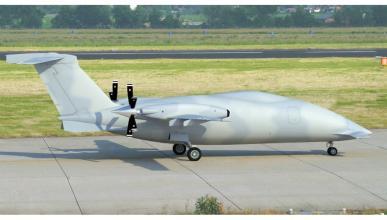 El-'drone'-de-Piaggio-para-las-Fuerzas-Armadas-tierra