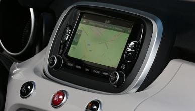 Uconnect Fiat 500X