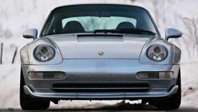 A subasta un Porsche 911 GT2 por un millón de dólares
