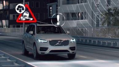 Volvo presenta su coche conectado en el MWC 2015