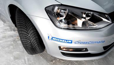 nuevo Michelin CrossClimate