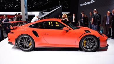 Porsche 911 GT3 RS lateral