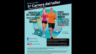 Quinta edición de la Carrera del Taller
