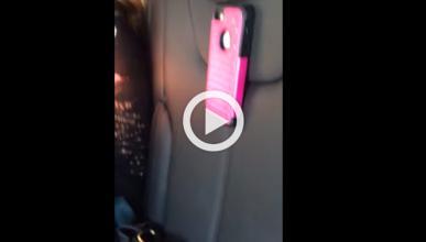 Vídeo: el Tesla Model S P85D 'pega' tu teléfono al asiento