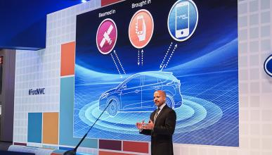 Ford Motor Company en el Mobile World Congress