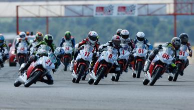Regresa la Copa Honda CBR 250R en 2015