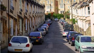 Multas de aparcamiento más baratas en el Reino Unido