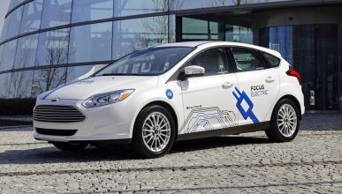 Ford prepara un rival para el Chevrolet Bolt