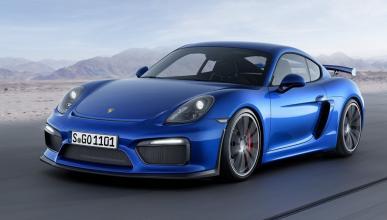 El Porsche Cayman GT4 RS podría llegar en el futuro