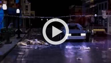 Vídeo: recrean con Lego la escena de Regreso al Futuro