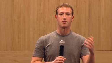 Zuckerberg rechaza la llegada del coche de Facebook