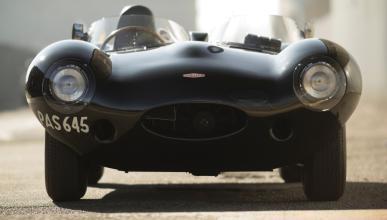 Jaguar D-Type XKD 530 1955