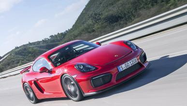 Prueba: Porsche Cayman GT4 2015