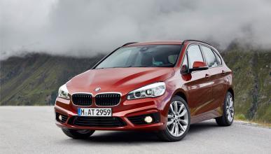 BMW no llevará el Serie 2 Active Tourer a EEUU por pequeño